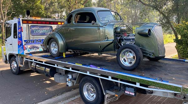 Hawkesbury Speciality Towing Service